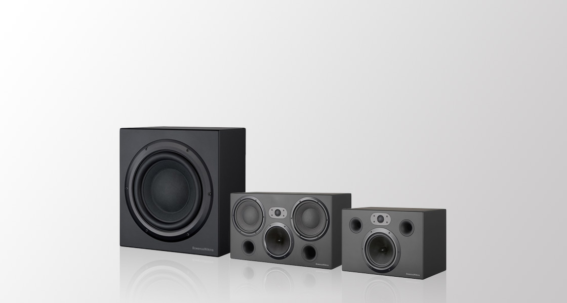 CT700 Series Custom in-wall Speakers