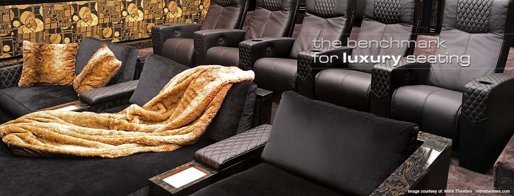 Cineak Home Cinema Chairs