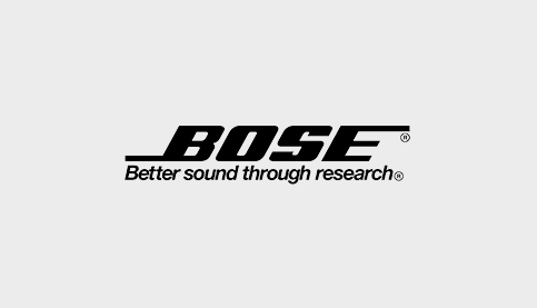 Bose Better Sound thorugh Research